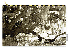 Live Oak Carry-all Pouch by D Renee Wilson