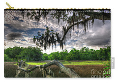 Live Oak Marsh View Carry-all Pouch