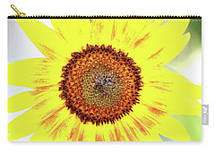 Live Simply Bloom Wildly Carry-all Pouch