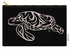 Live Waters Carry-all Pouch by Jamie Lynn