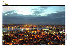 Liverpool City And River Mersey Carry-all Pouch