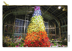 Living Color Christmas Tree Carry-all Pouch