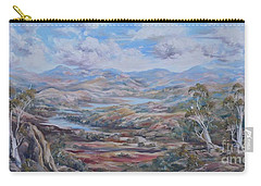 Living Desert Broken Hill Carry-all Pouch