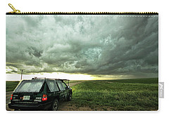 Living Saskatchewan Sky Carry-all Pouch