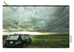 Living Saskatchewan Sky Carry-all Pouch