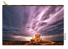 Living Sky In Nebraska Carry-all Pouch