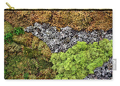Living Wall Part Two Carry-all Pouch