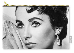 Liz Taylor Carry-all Pouch