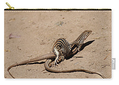 Lizard Love Carry-all Pouch
