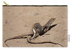 Lizard Love Carry-all Pouch