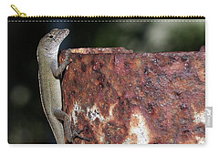 Carry-all Pouch featuring the photograph Lizzy by Richard Rizzo