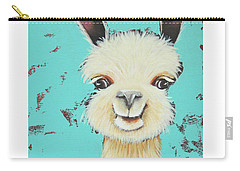 Alpaca Carry-All Pouches