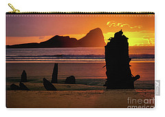 Llangennith Helvetia Wreck 2016 Carry-all Pouch