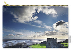 Llansteffan 3 Carry-all Pouch