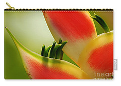 Lobster Claw Flower Carry-all Pouch