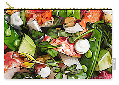 Lobster-salad Carry-all Pouch by Tim Gilliland