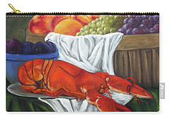 Lobster Still Life Carry-all Pouch