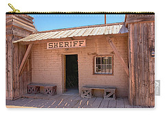 Local Sheriff Tucson Carry-all Pouch