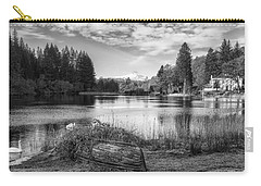 Loch Ard In Aberfoyle Carry-all Pouch