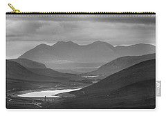 Loch Glascarnoch And An Teallach Carry-all Pouch