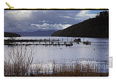 Carry-all Pouch featuring the photograph Loch Lomond by Jeremy Lavender Photography