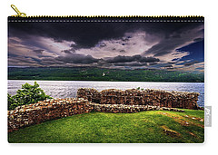 British Isles Countryside Carry-all Pouch