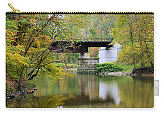 Lock 29 Carry-all Pouch by Kristin Elmquist