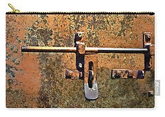 Locked And Loaded Carry-all Pouch by Andrea Kollo