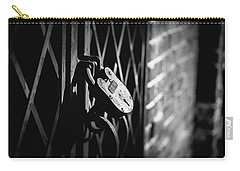 Carry-all Pouch featuring the photograph Locked Away by Doug Camara