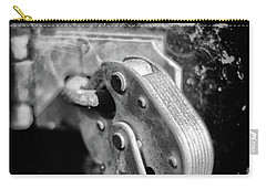 Carry-all Pouch featuring the photograph Locked by Jeremy Lavender Photography