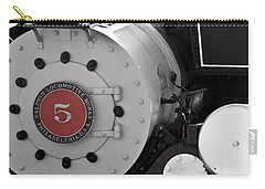 Locomotive Number Five Carry-all Pouch