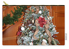 Lodge Lobby Tree Carry-all Pouch