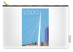 Lodo/blue Carry-all Pouch