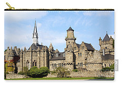 Loewenburg - Lionscastle Near Kassel, Germany Carry-all Pouch