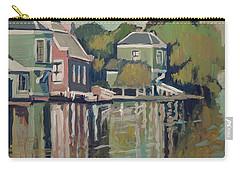 Lofts Along The River Zaan In Zaandam Carry-all Pouch