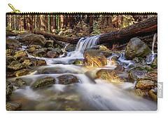 Log Falls On Limekiln Creek Carry-all Pouch
