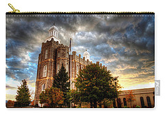 Logan Temple Cloud Backdrop Carry-all Pouch