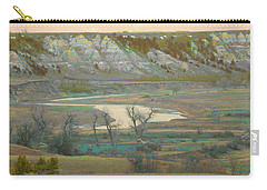 Logging Camp River Reverie Carry-all Pouch
