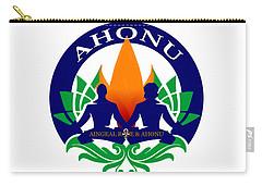 Logo Of Ahonu.com Carry-all Pouch