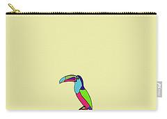 Lolipop Bird Carry-all Pouch
