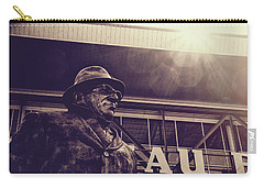 Lombardi - Shadow Of Greatness Carry-all Pouch by Joel Witmeyer