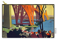 London And North Eastern Railway - Retro Travel Poster - Vintage Poster Carry-all Pouch