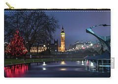 London At Christmas 2 Carry-all Pouch