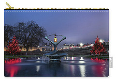 London At Christmas Carry-all Pouch