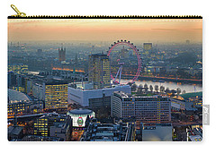 London At Sunset Carry-all Pouch
