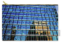 London Bankside Architecture 2 Carry-all Pouch