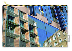 London Bankside Architecture 3 Carry-all Pouch