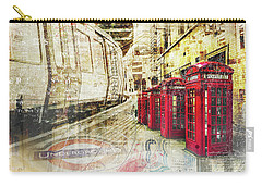 London Calling  Carry-all Pouch