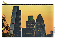 London City Sunset Carry-all Pouch