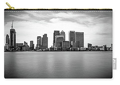 London Docklands Carry-all Pouch by Martin Newman